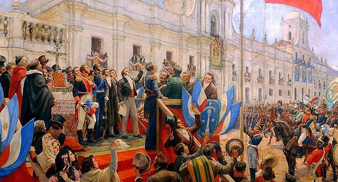 The Chilean Independence process