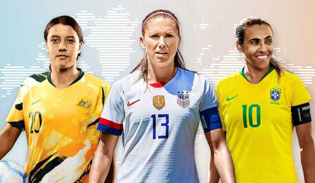 The 2019 FIFA Women's World Cup