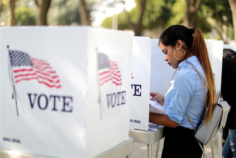 Latinos en la Próxima Elección Presidencial de los Estados Unidos